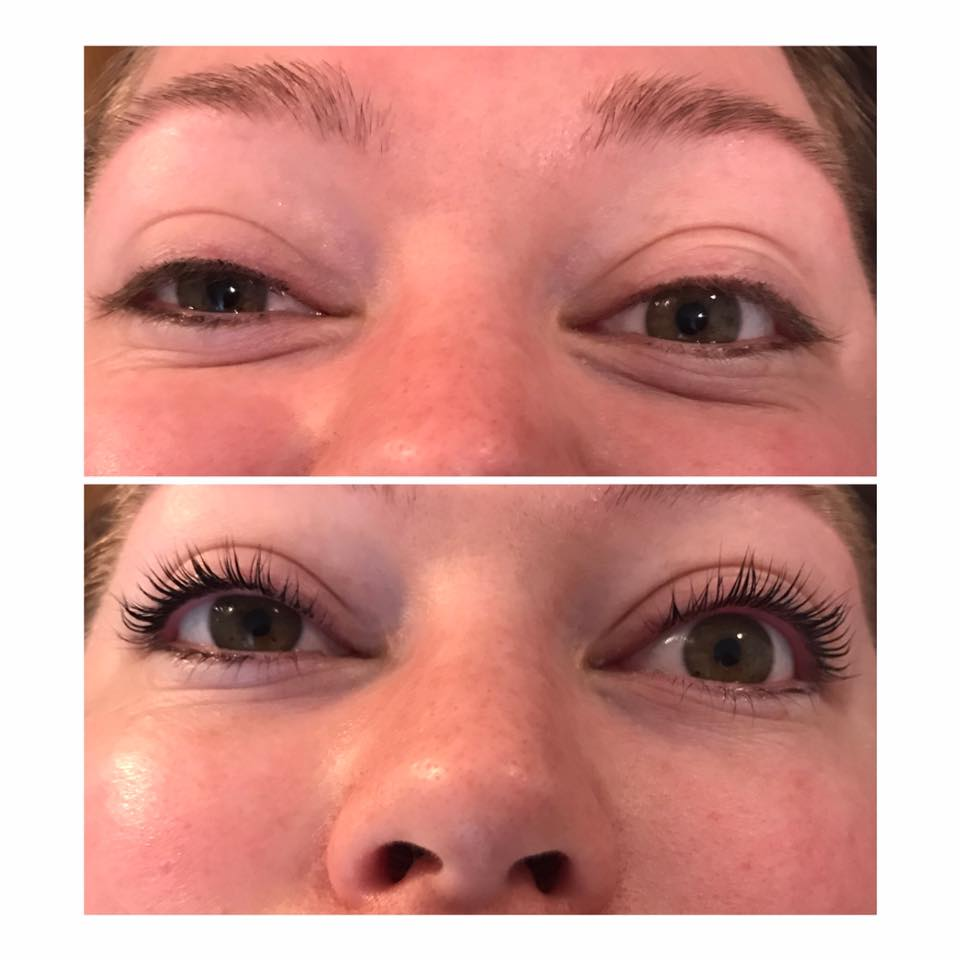Lashes Tinting Hidden Gem Beauty Therapy